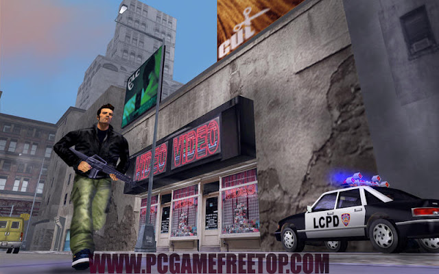 Grand Theft Auto 3 (GTA 3) Game Download Free For Pc - PCGAMEFREETOP