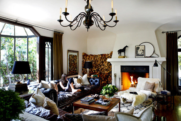 ciao! newport beach: l.a. vintage style home