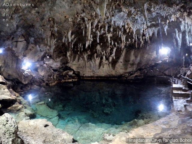Hinagdanan Cave Panglao, Bohol