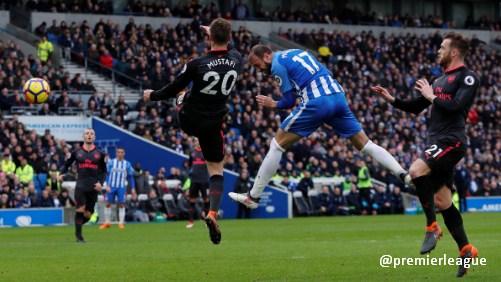 Brighton vs Arsenal 2-1 Highlights