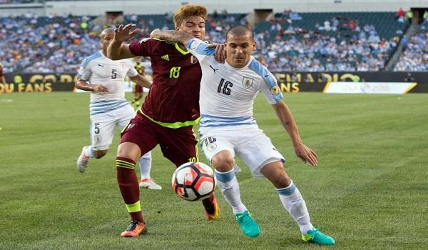 Prediksi Venezuela vs Uruguay Kualifikasi PD 2018