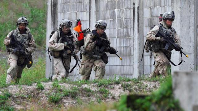 EEUU prepara su Ejército para 'solución militar' ante Pyongyang