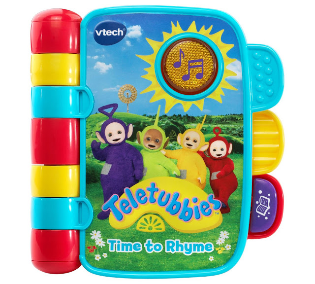 Teletubbies Time to Rhyme Electronic Book
