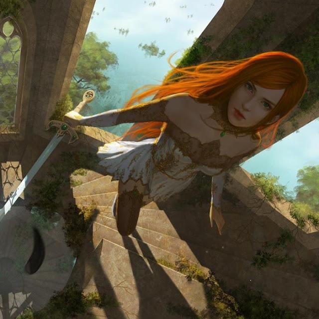 Fantasy Woman Wallpaper Engine