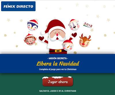 FÉNIX DIRECTO te desea Feliz Navidad y un maravilloso 2019