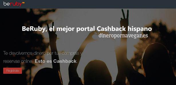 Beruby, el mejor cashback en España y Latinoamérica