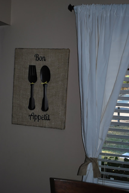 Gallamore West My Free Bon Appetit Burlap Art And Free