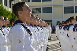 Αποτέλεσμα εικόνας για Κατάταξη στη Σχολή Ναυτικών Δοκίμων επιτυχόντα της κατηγορίας Έλληνες του Εξωτερικού