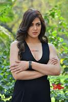 Sakshi Chaudhary in beuatiful black Deep neck Top and trousers at oollo pelliki kukka ~  Exclusive Galleries 022.jpg
