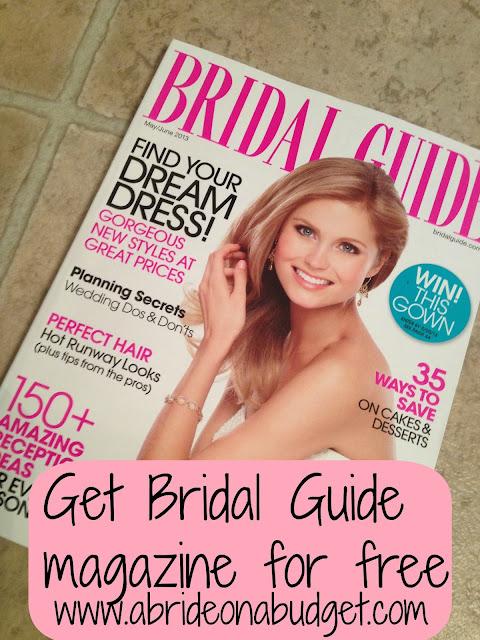免费婚礼 - 杂志