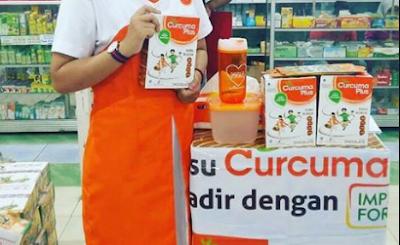 Aturan Minum, Harga Obat dan Manfaat Curcuma Plus Fct Tablet serta Susu di Apotik