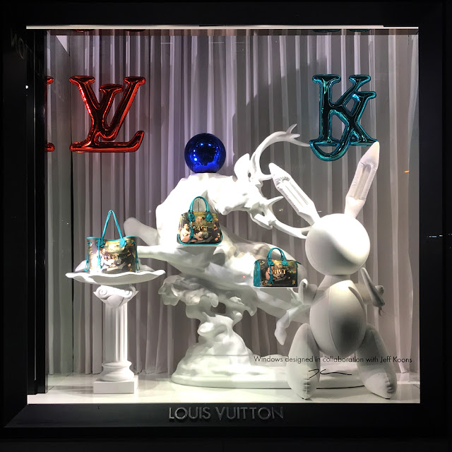 The 2017 Lady Lucas Best NYC Holiday Window Award Goes To... | Linzer Lane Blog