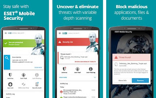 App ESET Mobile Security