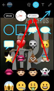 Cara Menambahkan Lokasi di Status WhatsApp, serta Menambah Jam di Story WA