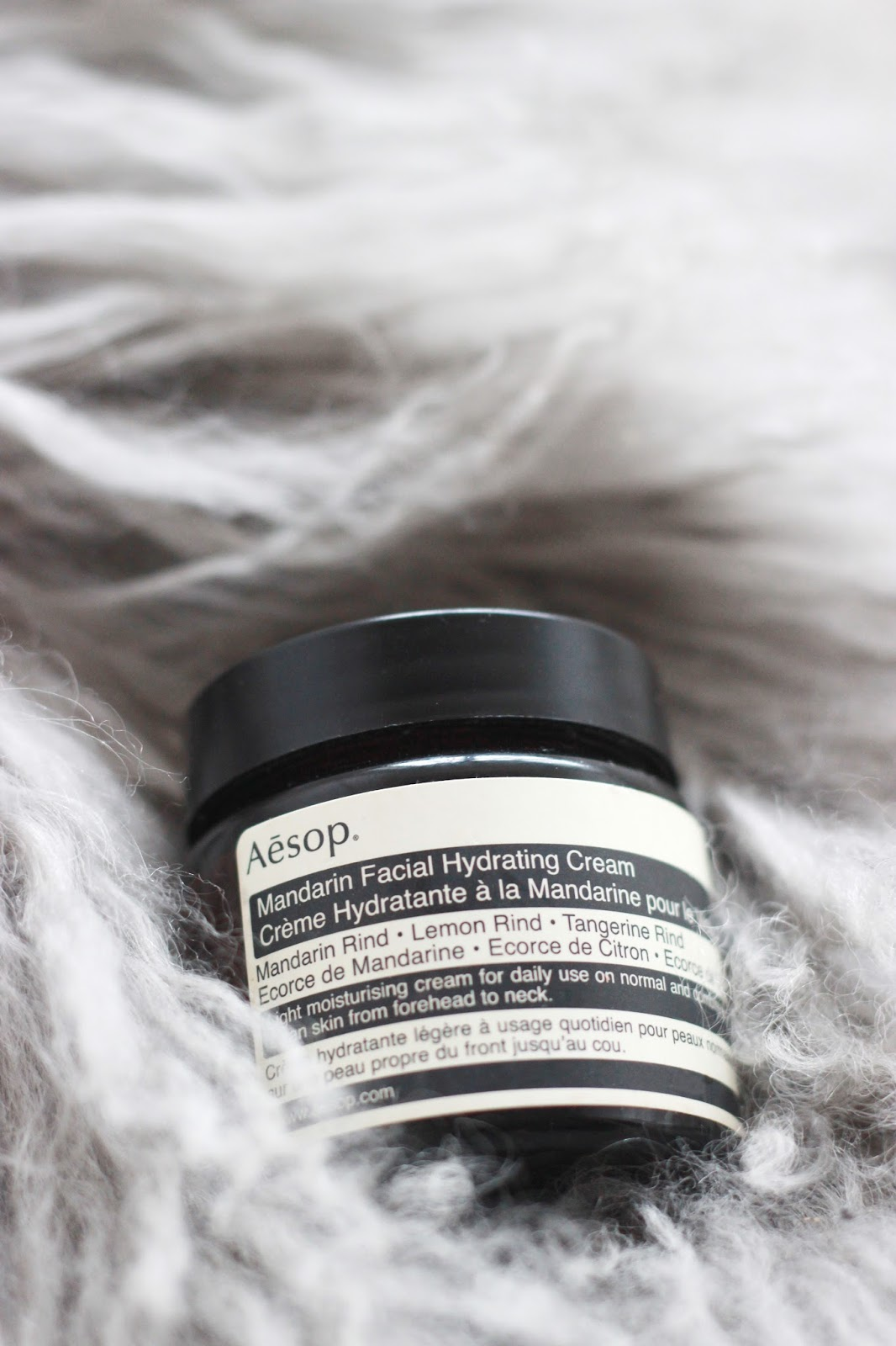 Aesop Mandarin Hydrating Facial Cream