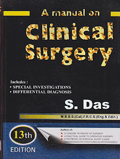 A Manual on Clinical Surgery 13th Edition pdf free download