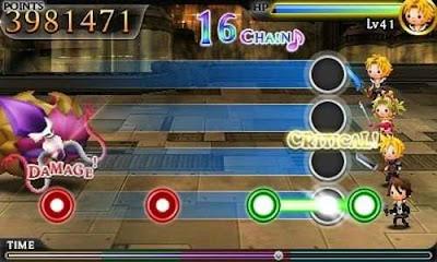 Theatrhythm Final Fantasy talvez tenha versões para Android, Windows Phone e iOS 3