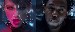 "Taylor Swift ""Bad Blood"" Ft. Kendrick Lamar - Music Video"