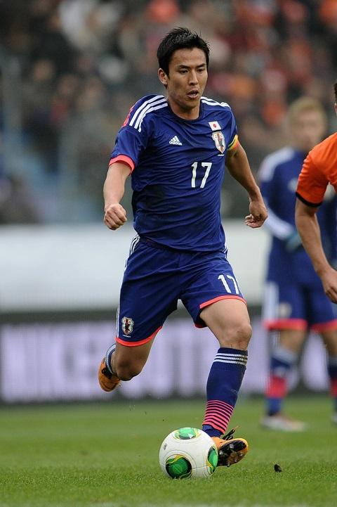 Hasebe được triệu tập vào đội hình World Cup Nhật Bản