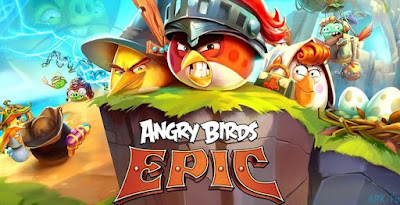 Angry Birds Epic Apk (MOD, Unlimited Money) + Data for Android