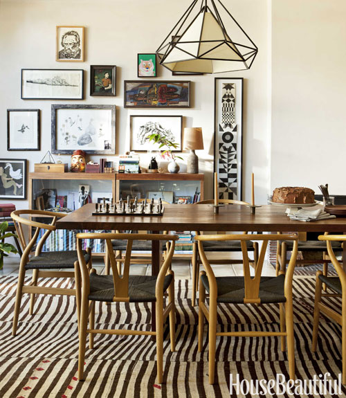 Japanese Dining Room: Christie Chase: #460...enviable Indoor Plant Stand