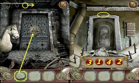 Escape the Mansion Level 51 52 53 54 55 Walkthrough