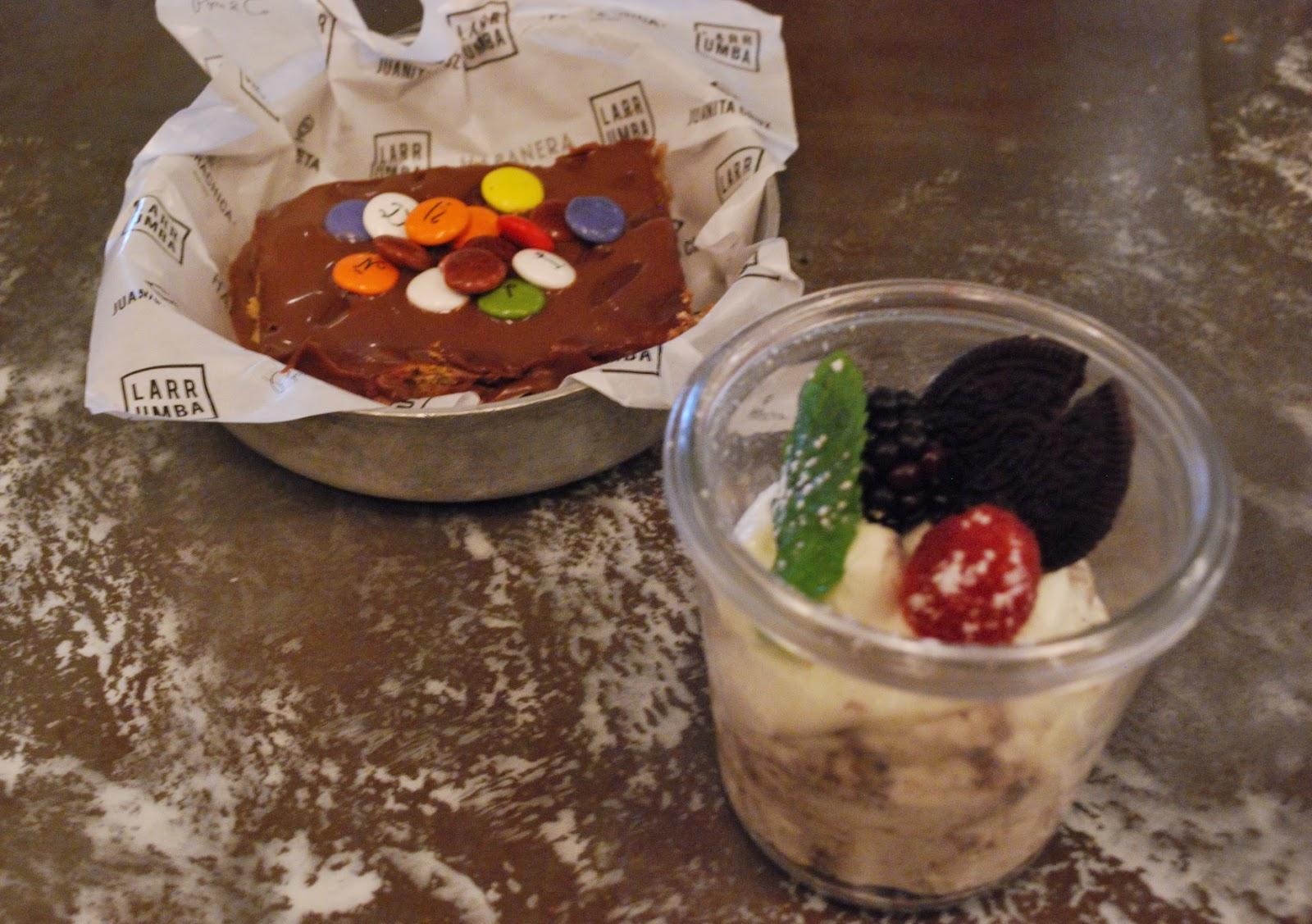 restaurante perrachica madrid postre food blog