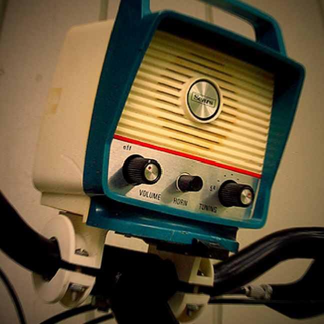 radio trottinette