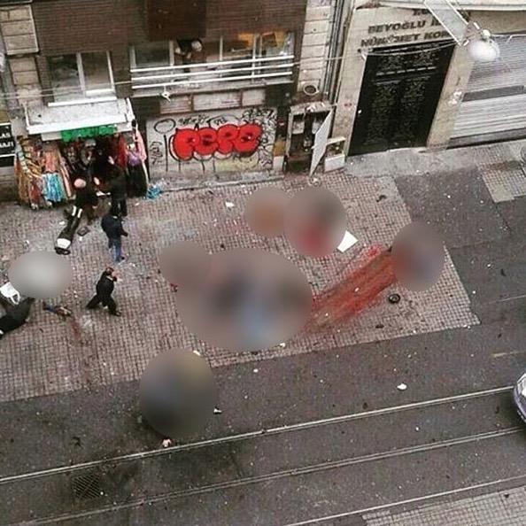 Lagi Serangan Bom di Turki Menyaksikan Sekurang-Kurangnya 4 Maut