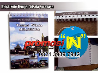 Blocknote, Supplier Blocknote Surabaya, Supplier Blocknote Promosi Murah,