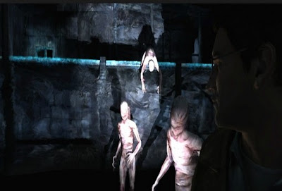 Download Silent Hill Shattered Memories PSP PPSSPP