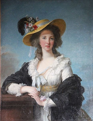 The Duchess of Polignac by Louise Élisabeth Vigée Le Brun, 1782