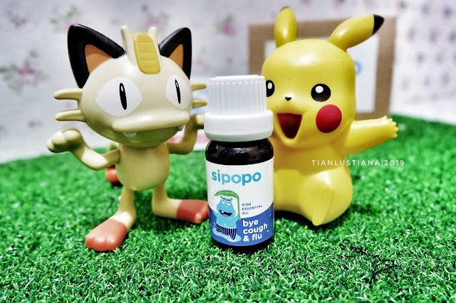 SIPOPO Kids Essential Oil