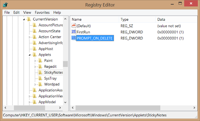 How To Recover Deleted Sticky Notes In Windows 7