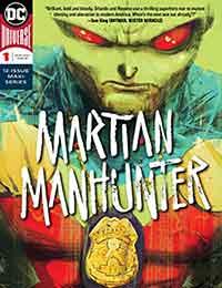 Martian Manhunter (2019)