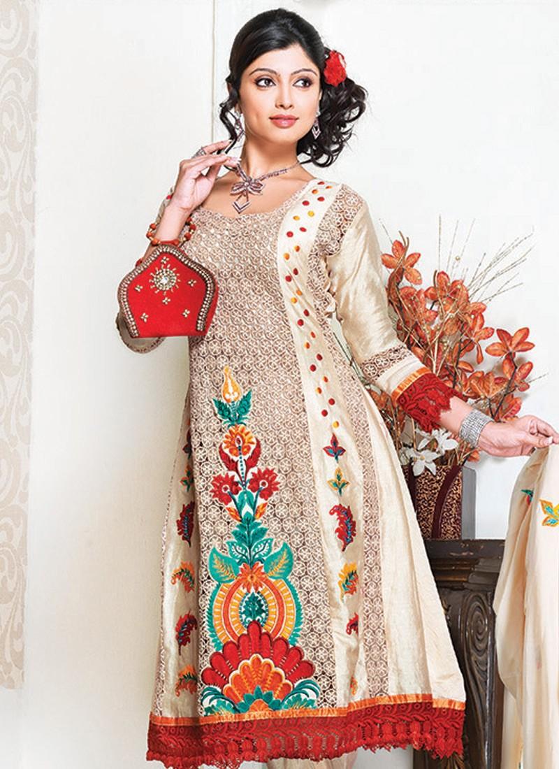 Punjab Trip: Latest Design Suits 2013