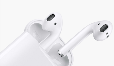 Apple Announces $150 True-Wireless AirPods