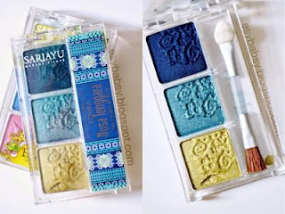 4. Sariayu Eye Shadow Kelimutu