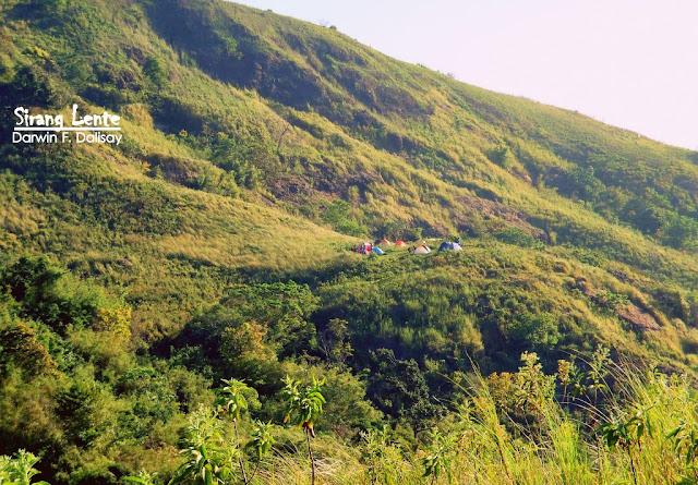 Mt. Marami campsite