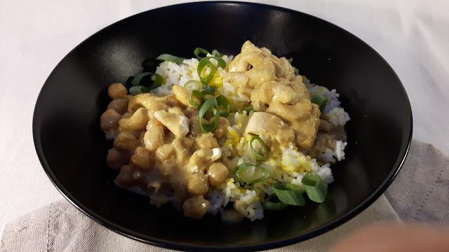 Chicken Korma - indisches Rezept