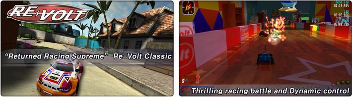 RE-VOLT Classic (Premium) Racing v1.2.1 APK