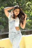 Neha Deshpande in Spicy Denim Jumpsuit and Whtie Crop Top March 2017 087.JPG