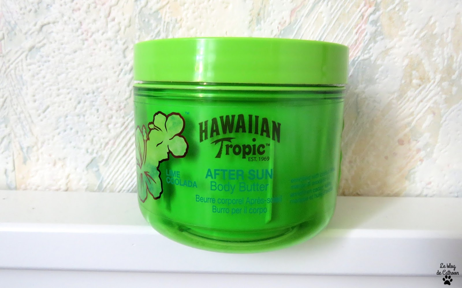 After Sun - Body Butter - Lime Coolada - Hawaiian Tropic