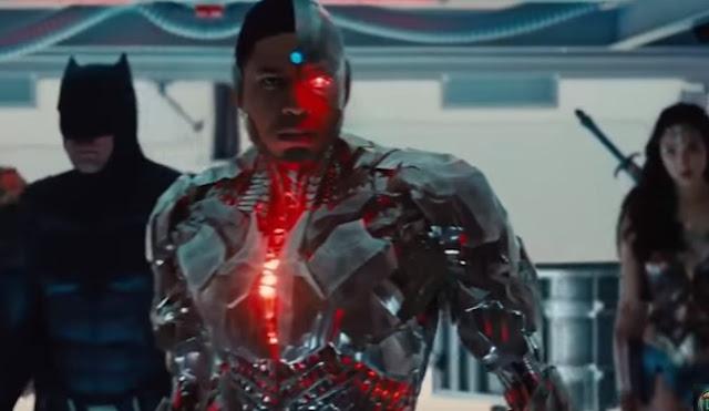 Watch Justice League Final Trailer (2017) Batman, Superman Superhero Movie