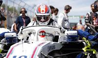 Grand Prix Kanady 2018 Lance Stroll F1