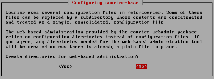 Configurasi Mail Server