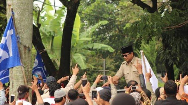 Monster Itu Bernama Prabowo