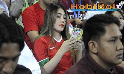 Via Vallen Puji Bagus Kahfi dan Supriadi, Usai Timnas Indonesia U-16 Juara - Hobybola303