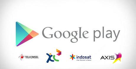 Google Play Potong Pulsa