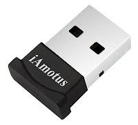 Amotus Adattatore Bluetooth USB